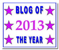 blog of the year 6 stars