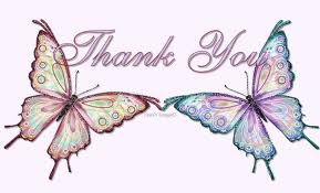 butterfly thank you 1