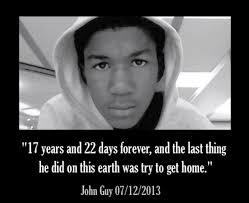 Trayvon Martin home