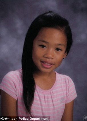7-year-old Natalie Calvo