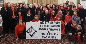 Women Against Gun Violence