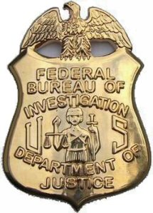 Badge-FBI