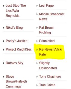 Vicky's listing