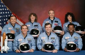 space shuttle crew