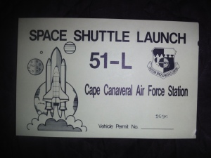 Space Shuttle Pass