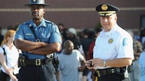 US-CRIME-RACE-POLICE-SHOOTING-FUNERAL