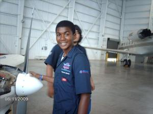 Trayvon aviation