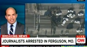 Ferguson-protests-jourmalists-arrested