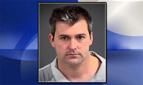 Michael Slager booking photo