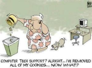 Compute cartoon