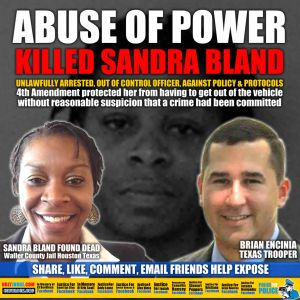 abuse-of-power-killed-sandra-bland-teas-trooper-brian-encinia-abuse-his-powers-and-is-an-accessoryUJ