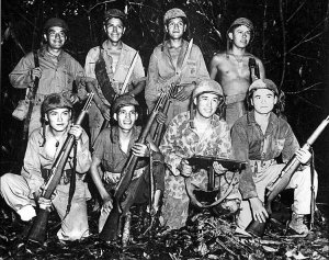 Native American Code Talkers in World War II