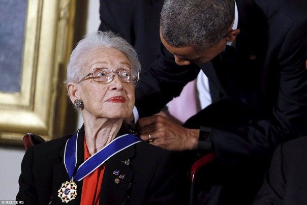 katherine johnson 1