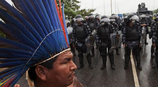 native-police