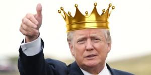 donald-trump-king